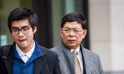 Quay lén dưới váy phụ nữ, con trai nghị sĩ Thái Lan bị bắt ở Anh - Ảnh 1