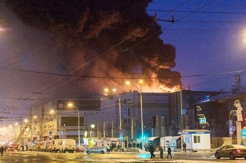 Lãnh đạo các nước gửi lời chia buồn sau vụ thảm kịch trung tâm thương mại tại Nga - Ảnh 1