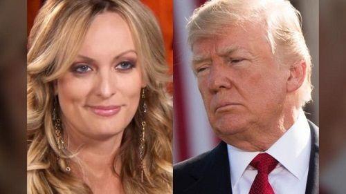 Sao phim khiêu dâm tuyên bố từng bị đe dọa để giữ im lặng về ông Trump - Ảnh 1