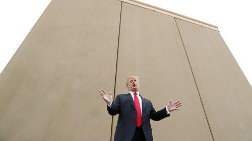 Bỏ qua cho Mexico, ông Trump kêu gọi quân đội Mỹ trả tiền xây bức tường biên giới  - Ảnh 1