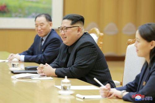Chủ tịch Triều Tiên Kim Jong-un bí mật gặp gỡ chính phủ Trung Quốc tại Bắc Kinh? - Ảnh 1
