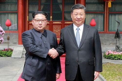 Ông Kim Jong-un: Phi hạt nhân hóa bán đảo Triều Tiên là ý chí của tổ tiên - Ảnh 1