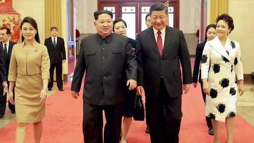 Triều Tiên nói gì về chuyến thăm Trung Quốc của Chủ tịch Kim Jong-un? - Ảnh 1