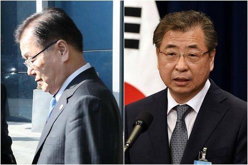 Hàn Quốc cử 'trùm tình báo' đến Triều Tiên đàm phán - Ảnh 1