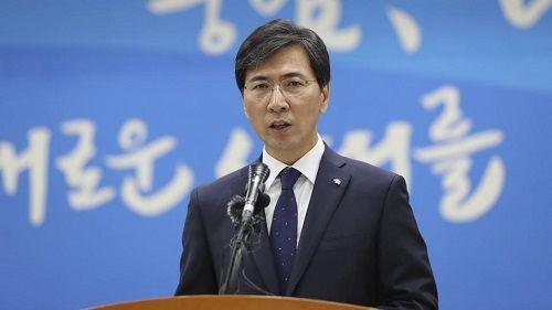 Ứng viên tổng thống Hàn Quốc bị tố cưỡng hiếp thư ký 4 lần trong 8 tháng - Ảnh 1