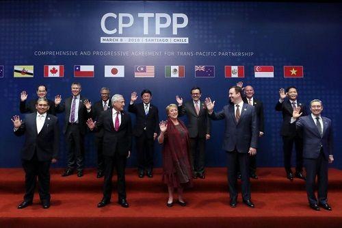 Hiệp định CPTPP sẽ giúp 11 quốc gia chống lại chủ nghĩa bảo hộ? - Ảnh 1