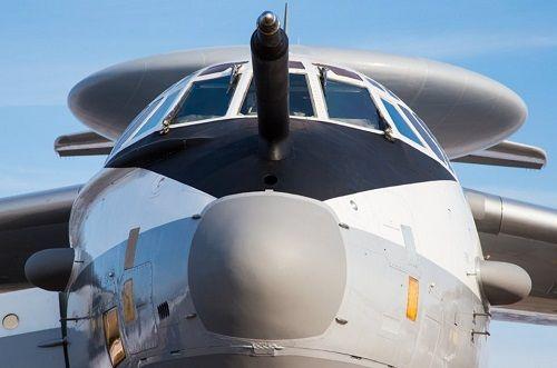 Khám phá siêu máy bay do thám A-50U của Nga ở Syria có thể gây nhiễu tàu Mỹ - Ảnh 2