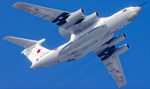 Khám phá siêu máy bay do thám A-50U của Nga ở Syria có thể gây nhiễu tàu Mỹ - Ảnh 4