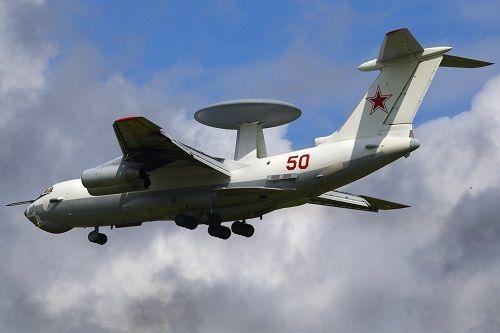 Khám phá siêu máy bay do thám A-50U của Nga ở Syria có thể gây nhiễu tàu Mỹ - Ảnh 5