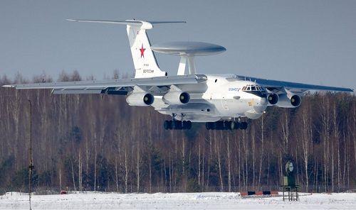 Khám phá siêu máy bay do thám A-50U của Nga ở Syria có thể gây nhiễu tàu Mỹ - Ảnh 7