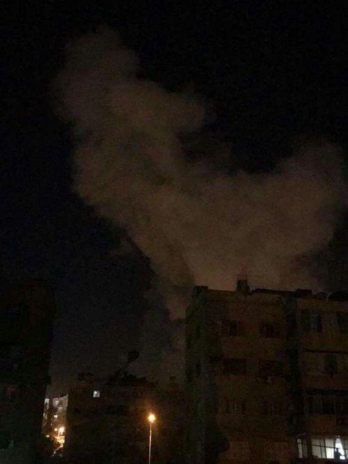 Những hình ảnh đầu tiên về cuộc tấn công của Mỹ ở Syria - Ảnh 6