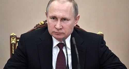 Tổng thống Nga Putin lần đầu lên tiếng sau khi Mỹ không kích Syria - Ảnh 1
