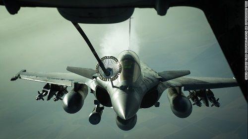 Anh, Pháp và Mỹ sử dụng vũ khí gì để tấn công Syria? - Ảnh 4
