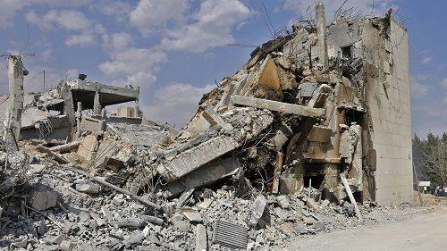 Mỹ tấn công Syria: Không còn tương lai nào cho đàm phán hòa bình? - Ảnh 3