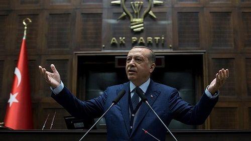 """Tổng thống Thổ Nhĩ Kỳ gọi Thủ tướng Israel là """"khủng bố"""" - Ảnh 1"""