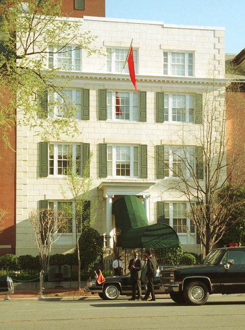 Bên trong nhà khách Tổng thống Mỹ - 'khách sạn sang chảnh nhất thế giới'  - Ảnh 1