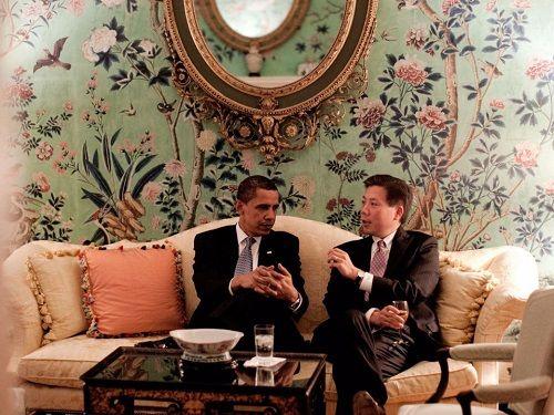 Bên trong nhà khách Tổng thống Mỹ - 'khách sạn sang chảnh nhất thế giới'  - Ảnh 11