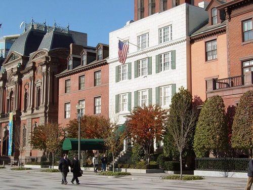 Bên trong nhà khách Tổng thống Mỹ - 'khách sạn sang chảnh nhất thế giới'  - Ảnh 4