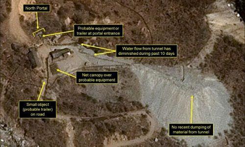 Chuyên gia tố khu vực thử hạt nhân của Triều Tiên vẫn đang hoạt động - Ảnh 1