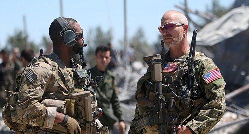 Nga tố Mỹ không có kế hoạch rời Syria - Ảnh 1