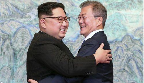 Người Hàn Quốc bất ngờ với ngôn ngữ ông Kim Jong-un dùng trong hội nghị liên Triều - Ảnh 2