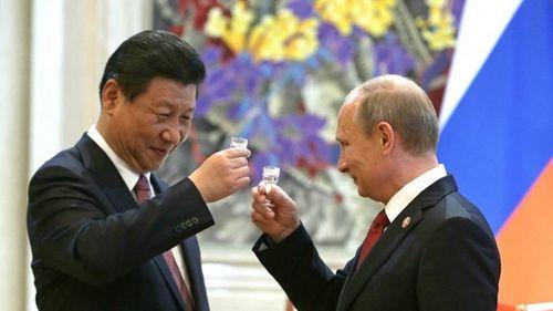 Bí mật mối quan hệ Nga - Trung trong ván bài với phương Tây - Ảnh 2