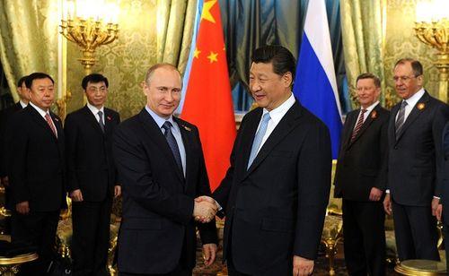 Bí mật mối quan hệ Nga - Trung trong ván bài với phương Tây - Ảnh 3