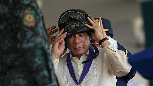 Tổng thống Philippines Duterte: 'Nếu máy bay của tôi nổ, hãy hỏi CIA' - Ảnh 1