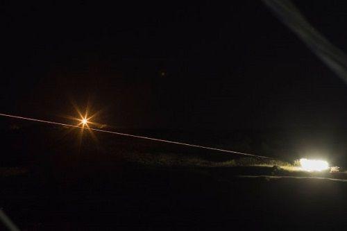 Iran phóng 20 tên lửa vào quân đội Israel ở cao nguyên Golan - Ảnh 1
