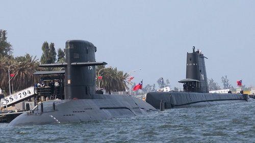 Căng thẳng với Trung Quốc, Đài Loan vẫn tổ chức diễn đàn công nghiệp quốc phòng với Mỹ - Ảnh 1