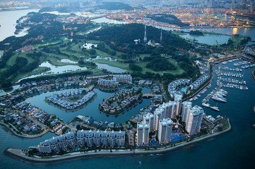 Địa điểm nào ở Singapore có thể diễn ra hội nghị lịch sử giữa Mỹ và Triều Tiên? - Ảnh 3