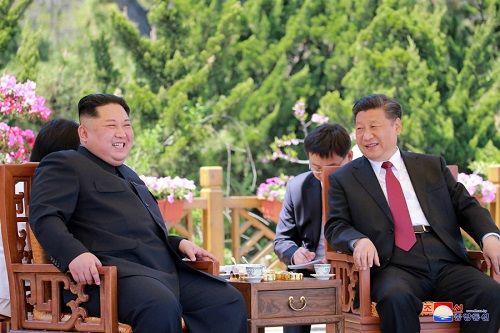 Ông Tập Cận Bình nhấn mạnh 'tình bạn thân thiết' giữa Trung Quốc và Triều Tiên - Ảnh 1