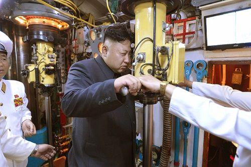Tàu ngầm Triều Tiên: Mối đe dọa lớn đối với hải quân Mỹ-Hàn hay chỉ là 'hổ giấy'? - Ảnh 2