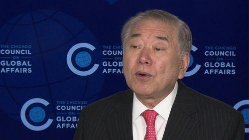 Hàn Quốc muốn Mỹ không rút quân khỏi bán đảo Triều Tiên - Ảnh 1