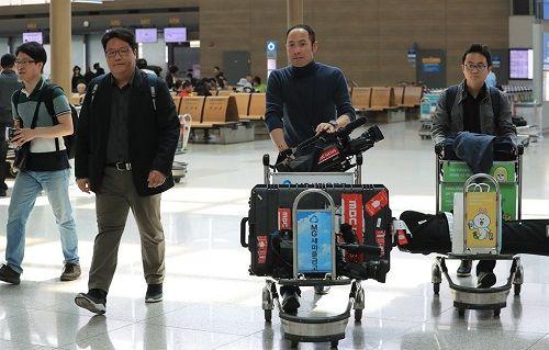 Triều Tiên thu 10.000 USD phí mỗi phóng viên dự sự kiện đóng cửa bãi thử hạt nhân? - Ảnh 1