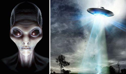 Nơi sinh sống của người ngoài hành tinh có lực hấp dẫn cực mạnh? Ảnh: Express