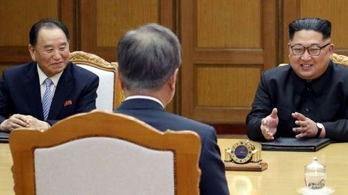Đại tướng Triều Tiên tới Mỹ đàm phán chuẩn bị cho hội nghị thượng đỉnh? - Ảnh 1