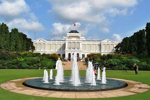 Dinh Tổng thống Singapore sẽ là nơi tổ chức hội nghị thượng đỉnh Mỹ-Triều? - Ảnh 1
