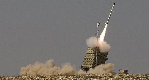 Israel bị tên lửa từ Dải Gaza tấn công dữ dội - Ảnh 1