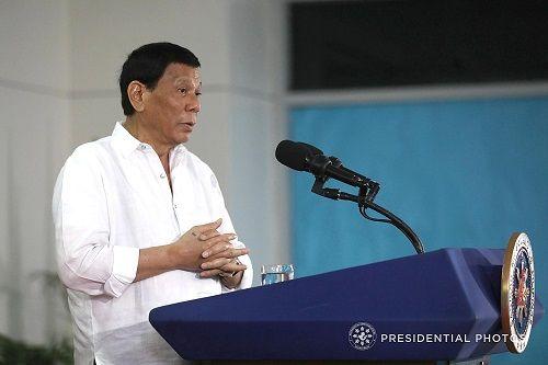 Tổng thống Philippines: Trung Quốc sẽ viện trợ nếu có các mối đe dọa từ bên ngoài - Ảnh 1
