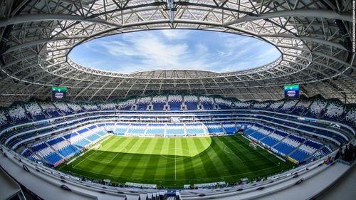 Mãn nhãn với những sân vận động tỷ đô dành cho World Cup 2018 (Kỳ 2) - Ảnh 10