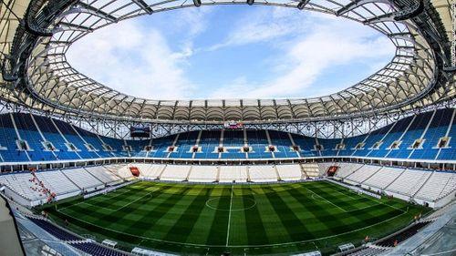 Mãn nhãn với những sân vận động tỷ đô dành cho World Cup 2018 (Kỳ 2) - Ảnh 4