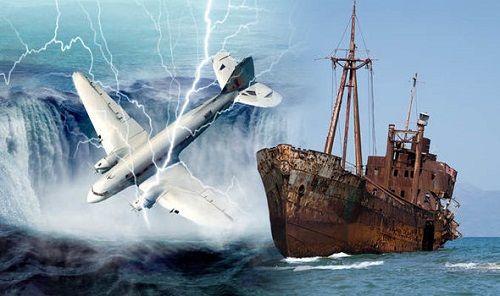 Bí ẩn Tam giác quỷ Bermuda: Xác tàu ma mất tích không được tìm thấy sau 90 năm dài - Ảnh 1