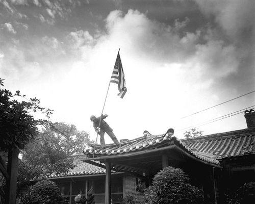 Nhìn lại gần 7 thập kỷ quan hệ ngoại giao Mỹ - Triều Tiên qua ảnh - Ảnh 2