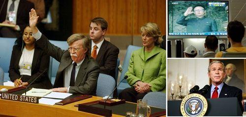 Nhìn lại gần 7 thập kỷ quan hệ ngoại giao Mỹ - Triều Tiên qua ảnh - Ảnh 20