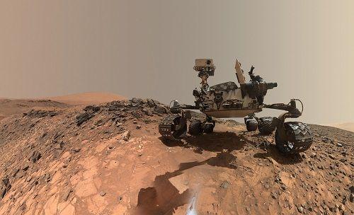 NASA: Trong quá khứ, sao Hỏa từng tồn tại sự sống - Ảnh 1
