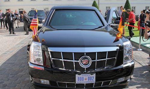 """10 sự thật ấn tượng về những siêu xe """"Quái thú"""" bảo vệ Tổng thống Mỹ - Ảnh 3"""