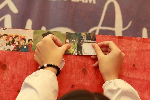 """Học sinh trường Lương Thế Vinh làm triển lãm """"Dấu ấn"""" tưởng nhớ thầy Văn Như Cương - Ảnh 11"""