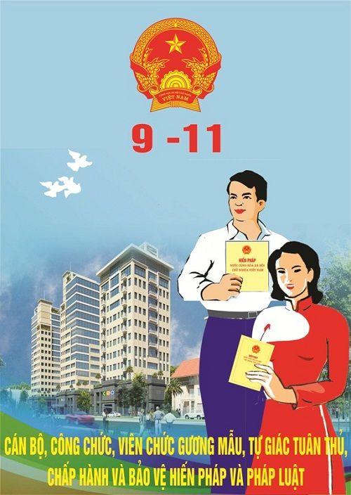 Nguồn gốc và ý nghĩa ngày Pháp luật Việt Nam 9/11 - Ảnh 1