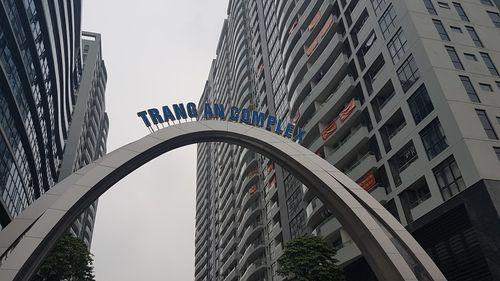 """Vụ chuông báo cháy bị """"câm"""" ở Tràng An Complex: Cư dân không đồng tình với giải thích của chủ đầu tư - Ảnh 1"""